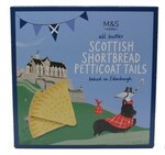 Marks and Spencer All Butter Scottish Petticoat Tail Shortbread Biscuits 450g
