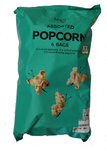 Marks and Spencer Assorted Popcorn 6 x 15g