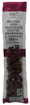 Marks and Spencer Belgian Chocolate Coated Cranberries and Pumpkin Seeds 28g