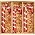 Marks and Spencer Candy Cane Tree Decorations 3 Pack