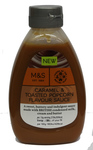 Marks and Spencer Caramel and Toasted Popcorn Flavour Sauce 290g