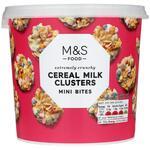 Marks and Spencer Cereal Milk Clusters Mini Bites 200g