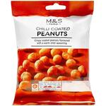 Marks and Spencer Chilli Coated Peanuts 200g