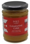 Marks and Spencer Christmas Clementine Curd 325g