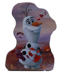 Marks and Spencer Christmas Frozen 2 Olaf Tin of Foil Wrapped Milk Chocolate 90g