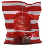 Marks and Spencer Christmas Reindeer Noses 90g
