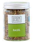 Marks and Spencer Cook with M&S Basil 15g in Glass Jar
