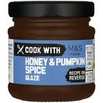 Marks and Spencer Cook with M&S Honey and Pumpkin Spice Glaze 105g