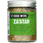 Marks and Spencer Cook with Za'atar Seasoning 35g