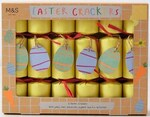 Marks and Spencer Easter Crackers 6 Pack