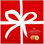 Marks and Spencer Festive Toffee Shortbread Gift Box 720g