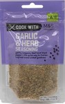 Marks and Spencer Garlic And Herb Seasoning 27g