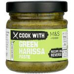 Marks and Spencer Green Harissa Paste 95g