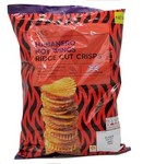 Marks and Spencer Habanero Hot Wings Ridge Cut Crisps 135g