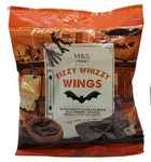 Marks and Spencer Halloween Fizzy Whizzy Wings 110g