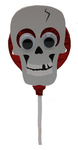 Marks and Spencer Halloween Skull Chocolate Lollipop 24g
