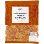 Marks and Spencer Honey Barbeque Multigrain Snacks 60g