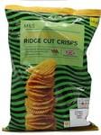Marks and Spencer Jalapeno Nacho Ridge Cut Crisps 135g