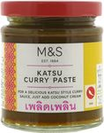 Marks and Spencer Katsu Curry Paste 190g