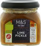 Marks and Spencer Lime Pickle 170g