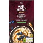 Marks and Spencer Made Without Porridge Oat Sachets 10 Pack