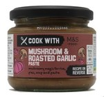 Marks and Spencer Mushroom and Roasted Garlic Paste 190g