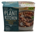 Marks and Spencer Plant Kitchen Vegan Moroccan Lentil Stew 300g