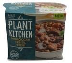 Marks and Spencer Plant Kitchen Vegan Moroccan Lentil Stew 300g