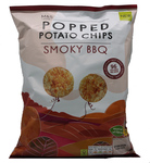 Marks and Spencer Popped Potato Chips Smoky BBQ 80g