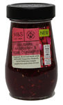 Marks and Spencer Rhubarb Raspberry and Rose Conserve 250g