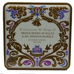 Marks and Spencer Royal Wedding Commemoration Tin of Shortbread Petticoat Tails Spring 2018 450g