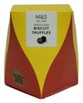 Marks and Spencer Speculoos Biscuit Truffles 150g