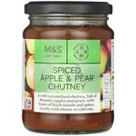 Marks and Spencer Spiced Apple and Pear Chutney 320g