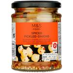 Marks and Spencer Spiced Pickled Onions 295g