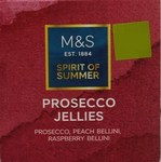 Marks and Spencer Spirit of Summer Prosecco Jellies 150g