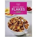 Marks and Spencer Sultana Bran Flakes Cereal 500g