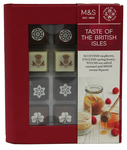 Marks and Spencer Taste of The British Isles Chocolate Selection 75g