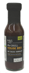 Marks and Spencer The Grill House Barbecue Sauce 300g