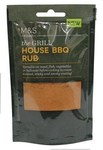 Marks and Spencer The Grill House BBQ Rub 35g