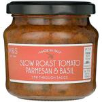 Marks and Spencer Tomato Parmesan and Basil Sauce 190g