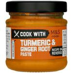Marks and Spencer Turmeric and Ginger Root Paste 90g