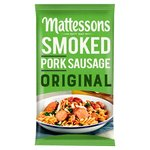 Mattessons Smoked Pork Sausage Original 160g