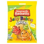Maynards Bassetts Jelly Babies Chicks 165g