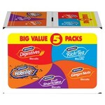 McVities Biscuit Barrel Box 1450g