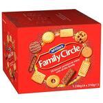 McVities Family Circle 4 x 310g