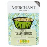 Merchant Gourmet Ready to Eat Italian Infused Grains 250g