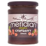 Meridian Organic Cranberry Sauce Low Sugar 284g