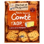Michel et Augustin Comte Cheese Shortbreads 100g