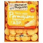 Michel et Augustin Parmesan Cheese Mustard Shortbreads 120g