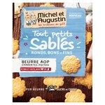 Michel et Augustin Shortbread Bites Butter 90g